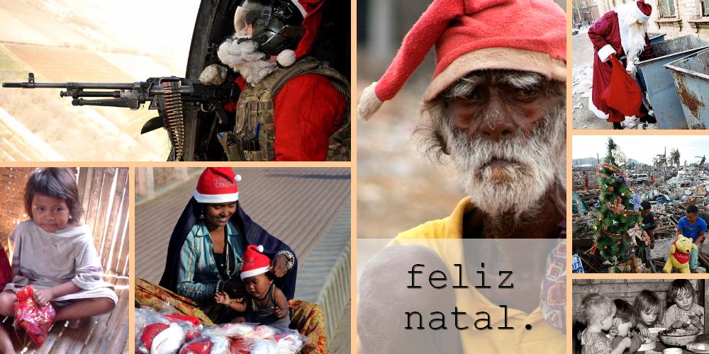 feliz natal incomodo