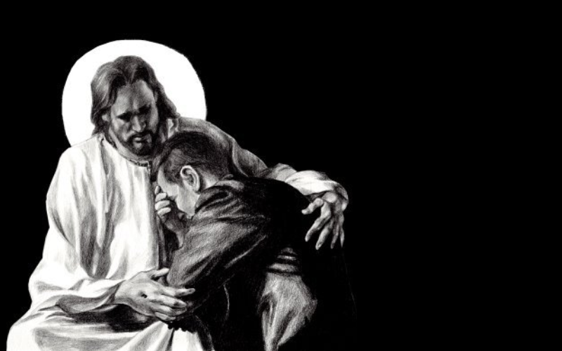 jesus e doentes