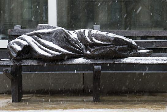 Tim Schmalz, Homeless Jesus, Toronto
