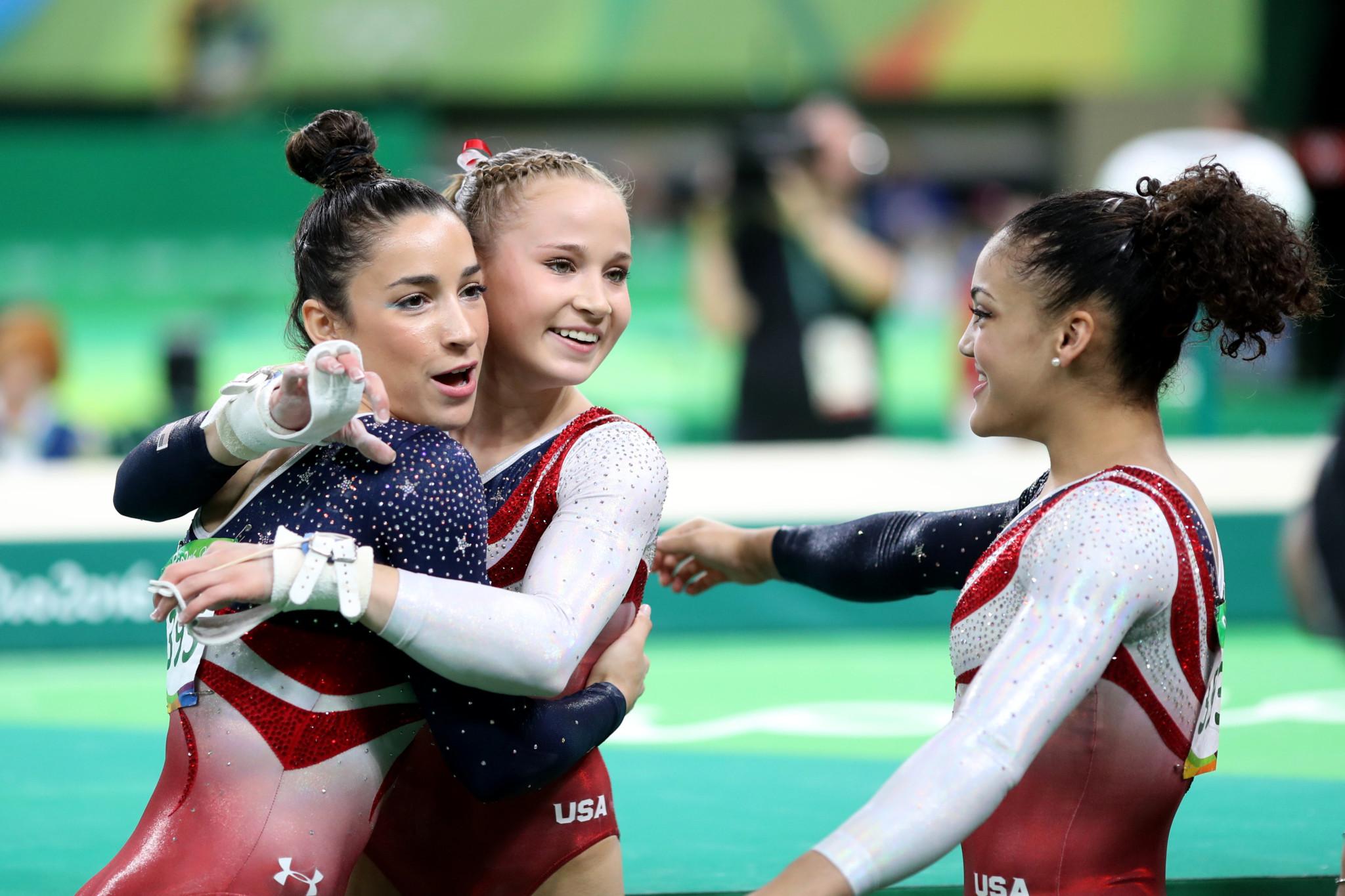Artistic Gymnastics - Rio de Janeiro Olympics 2016
