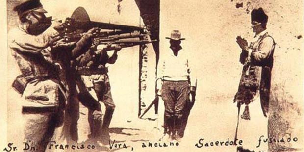 Cristiada ou Guerra Cristera no México