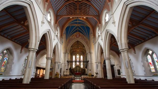 Catedral em Glasgow, Escócia