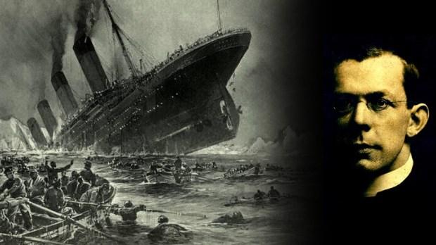 Padre Byles Titanic