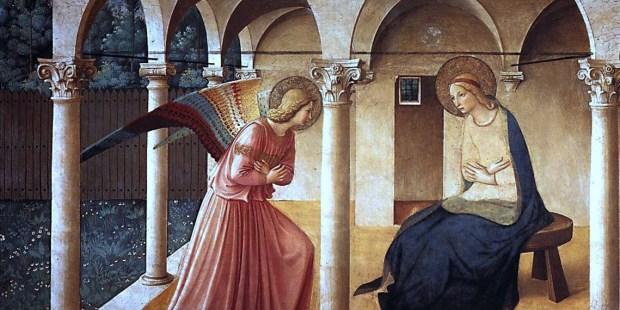 Anunciação a Maria
