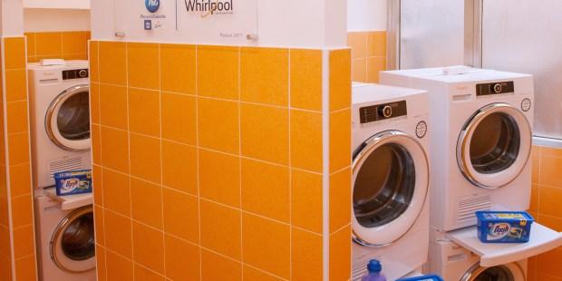 lavanderia do papa