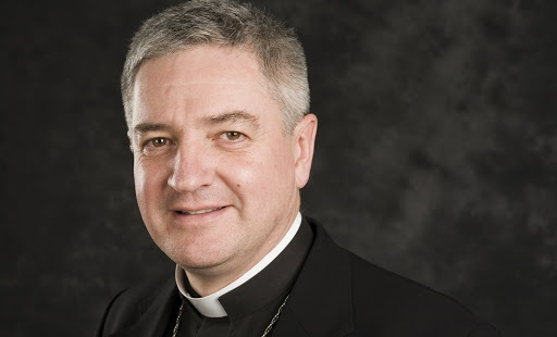 Bispo dom Marc Aillet