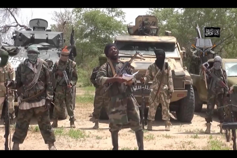 Terrorismo do Boko Haram na Nigéria