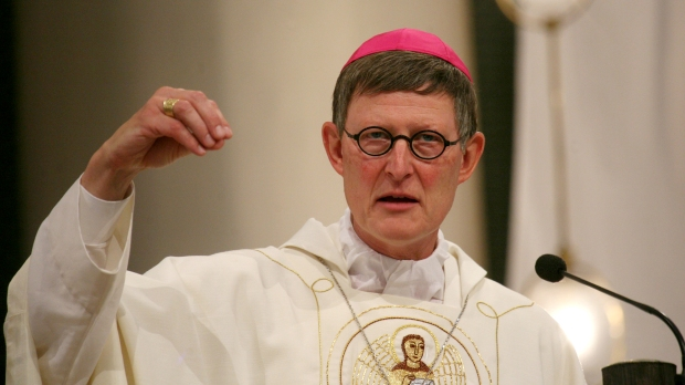 Cardeal Rainer Maria Woelki, arcebispo de Colônia, Alemanha