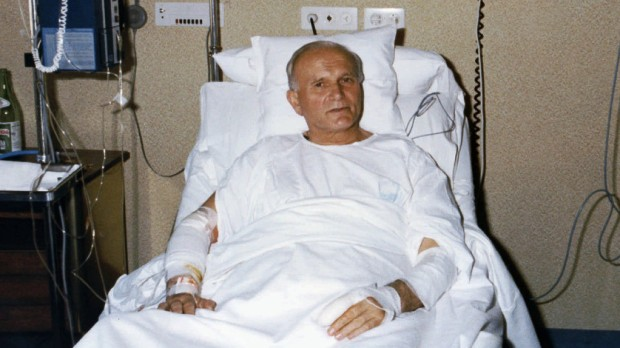 São João Paulo II internado