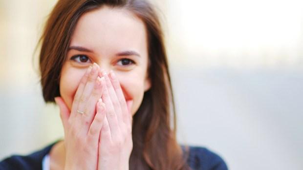 mulher introvertida