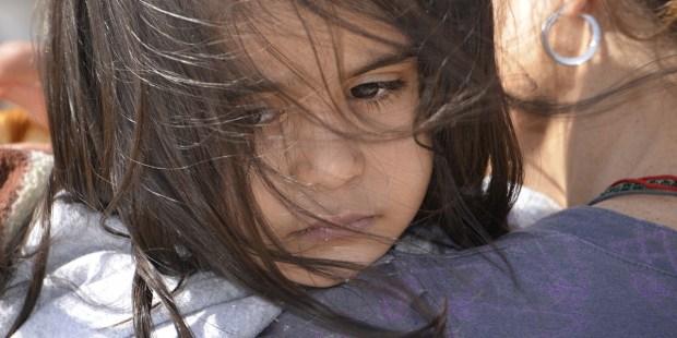 menina siria