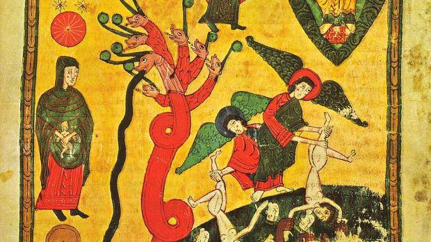 A mulher grávida e o dragão no Apocalipse