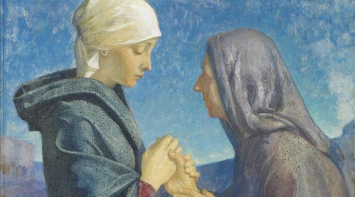 Visitação de Nossa Senhora a Santa Isabel