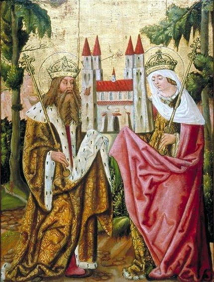 Santo Henrique e Santa Cunegundes