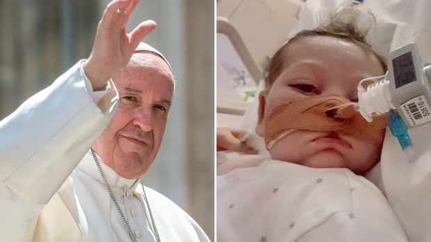 POPE, CHARLIE GARD