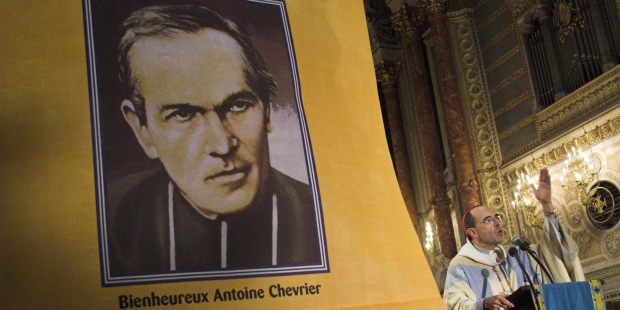 FATHER ANTOINE CHEVRIER