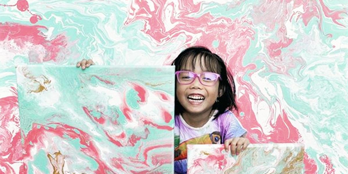 Cassie Swirls Paintings