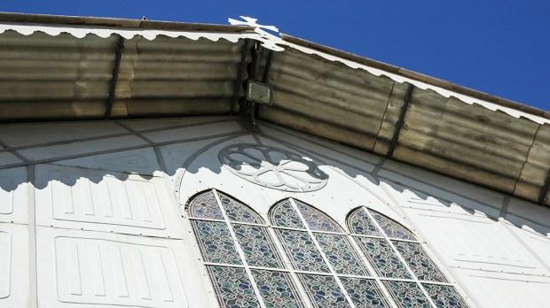 EIFFEL PREFAB CHURCH
