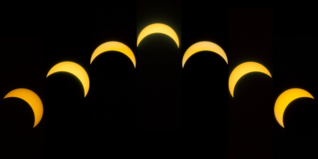 SOLAR ECLIPSE;2017