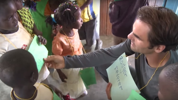 RODGER FEDERER,MALAWI