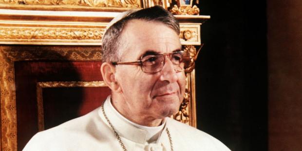 João Paulo I, o Papa dos 33 dias