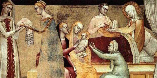 NATIVITY OF MARY;