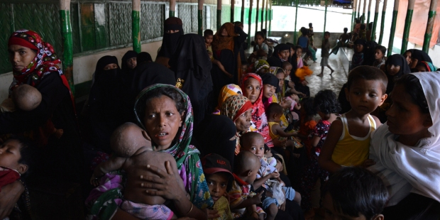 Rohingyas