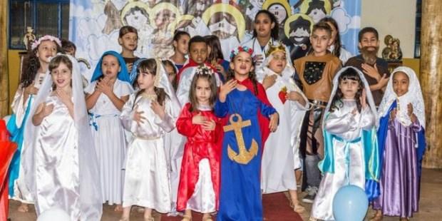Bailinho Kids versus Halloween