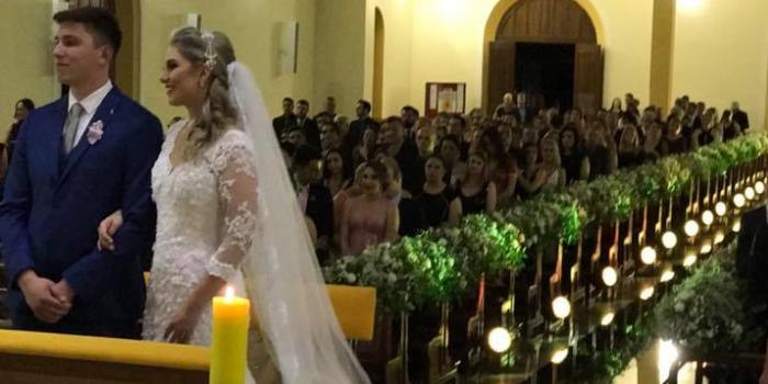 Casamento Jakson Follmann