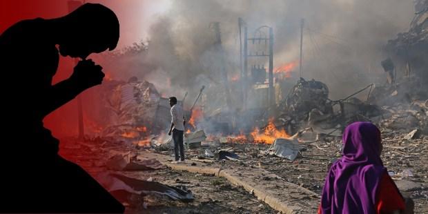 Oração pela Somália