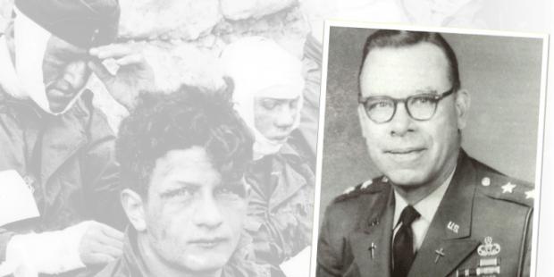 Pe. Francis Sampson e Desembarque na Normandia