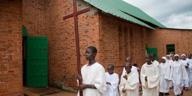 Missa na República Centro-Africana