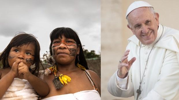 POPE PERU