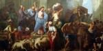 Jesus expulsa os vendilhões do templo