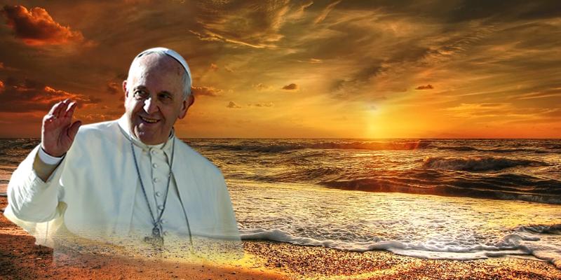 Papa Francisco fala da vida eterna