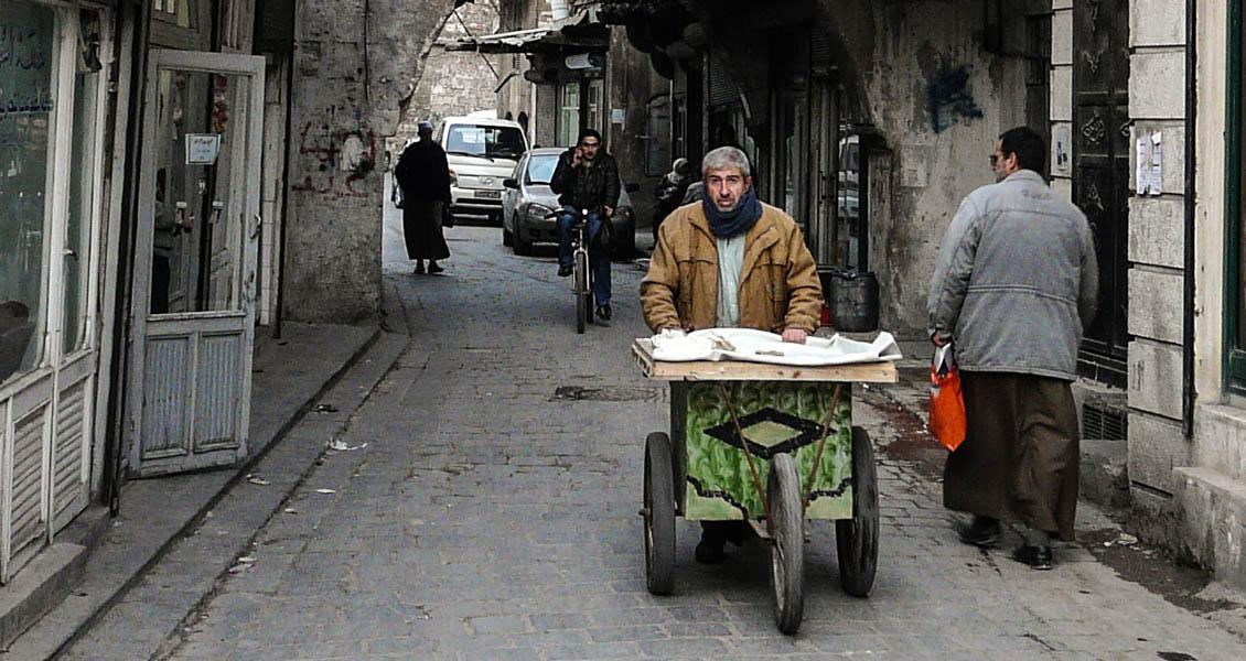 ALEPPO,SYRIA