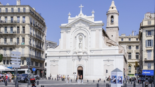 CHURCH SAINT FERREOL