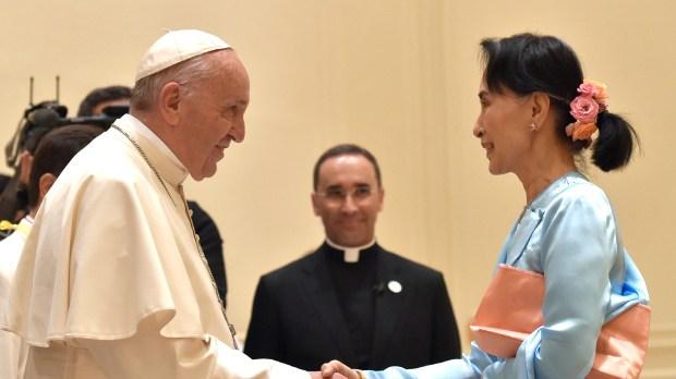 POPE AUN SUN SU KI