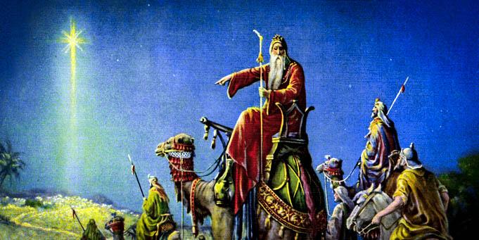 3 WISE MEN,STAR OF BETHLEHEM