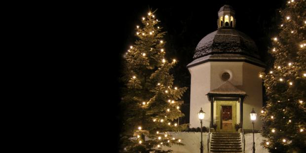 Capela Noite Silenciosa (Noite Feliz)