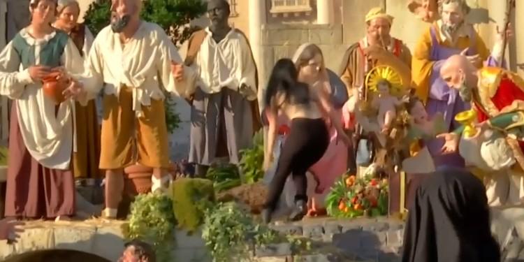 Femen Vaticano