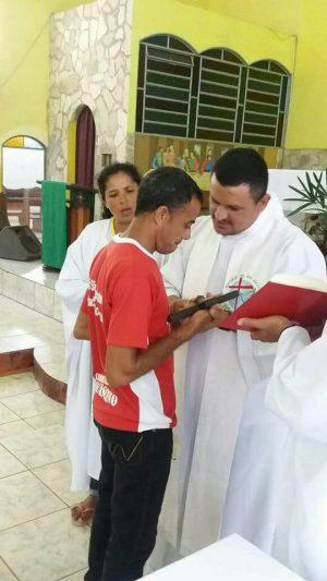 Padre Miguel Lucas da Costa,  Boca do Acre AM