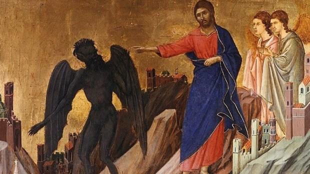 tentações de Cristo