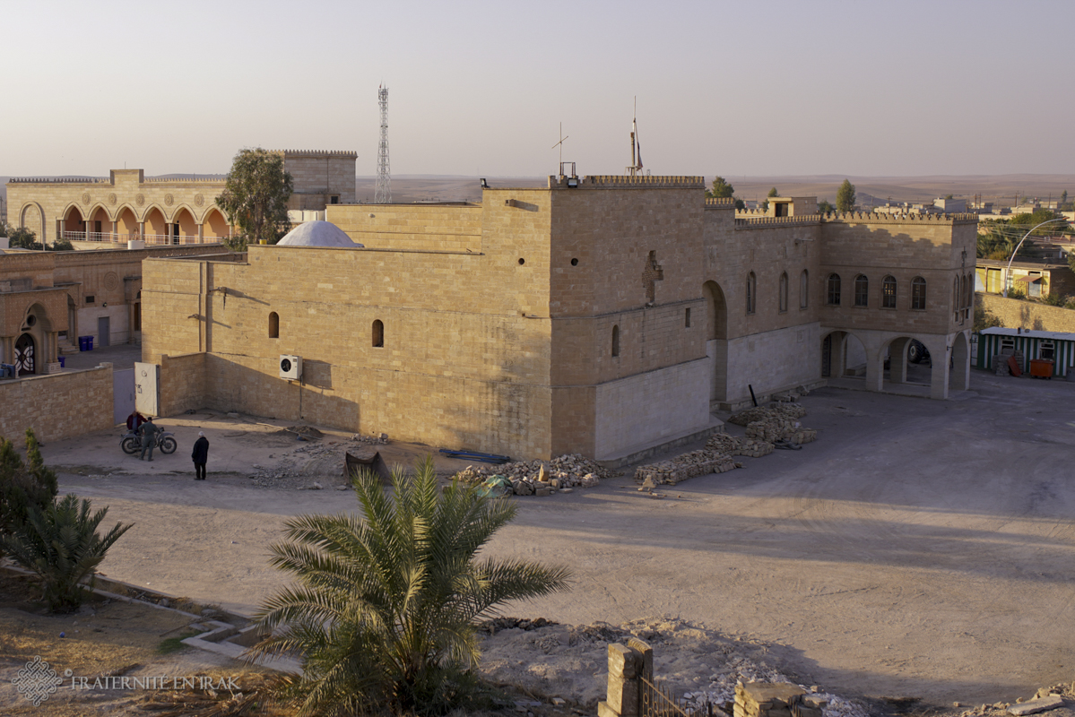 Monastery of the Martyrs Mar Behnam and Marth Sarah