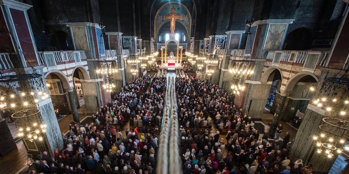 Church Holy Mass