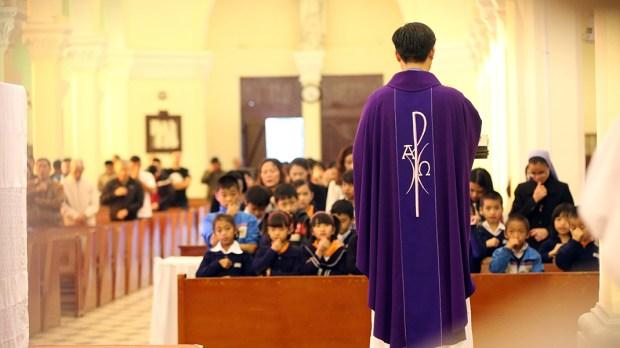 Church Mass Asia