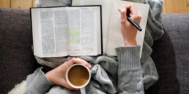 JOURNAL,BIBLE,PRAYER