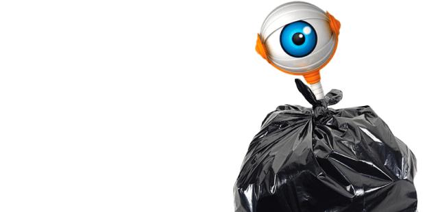 BBB lixo