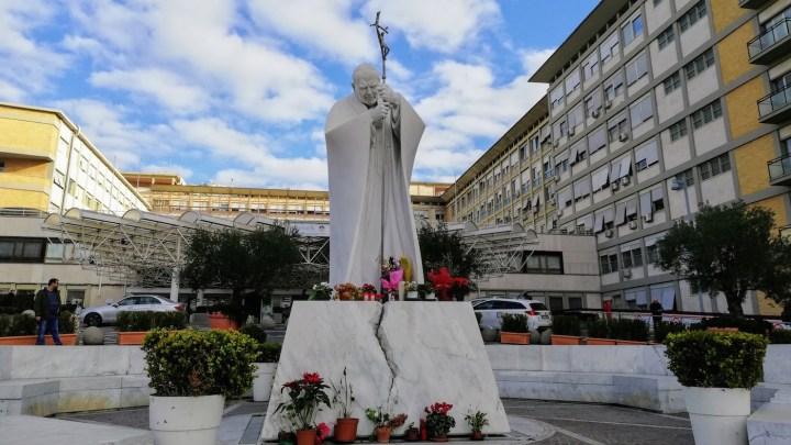 Hospital Gemelli em Roma