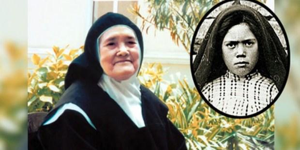 Irmã Lúcia, de Fátima
